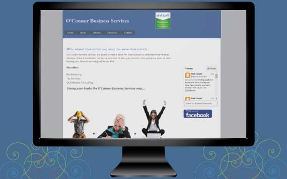 Project: O'Connor Business Services